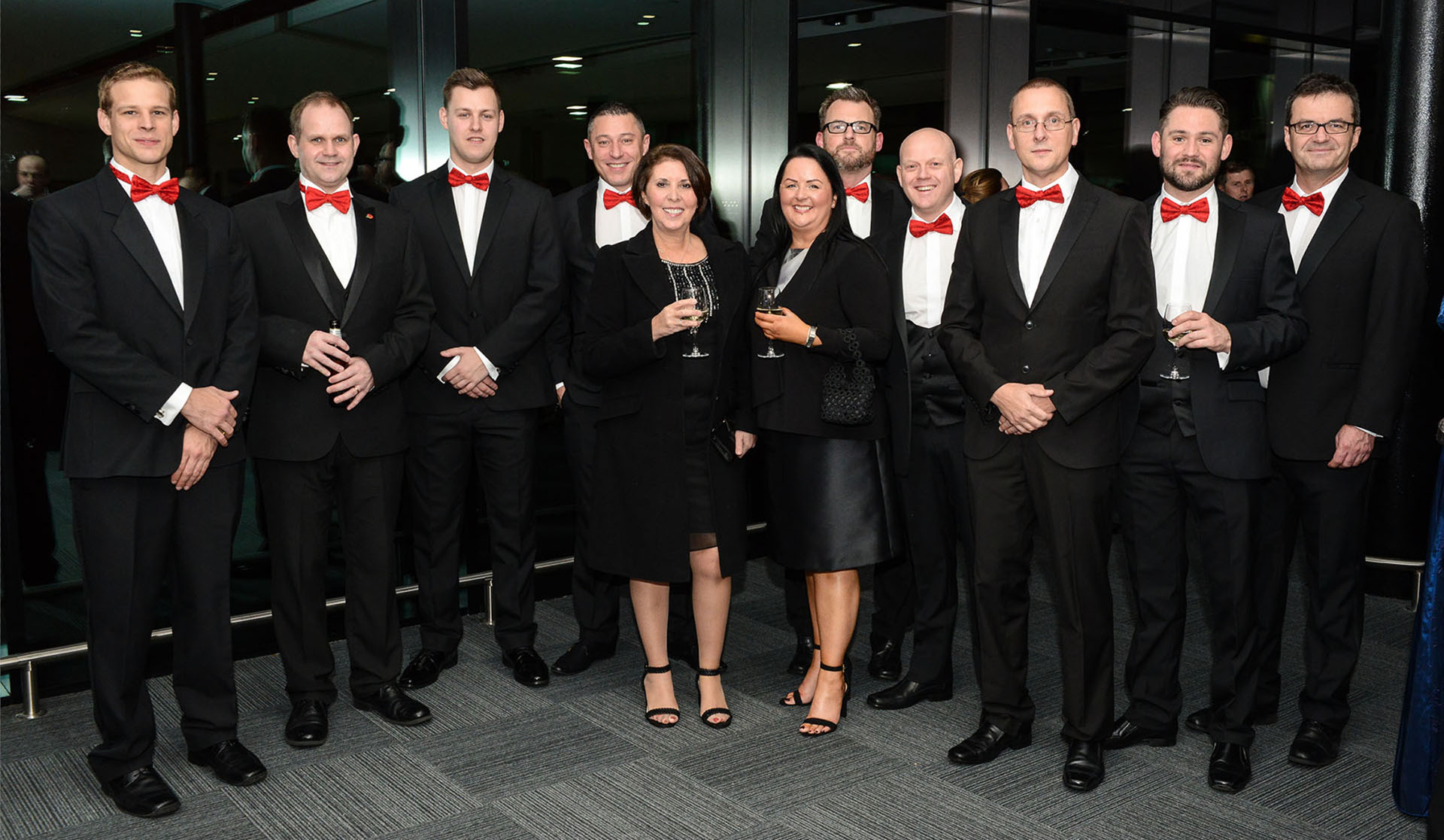 Birmingham, UK - TMXX Awards - World Manufacturing Excellence