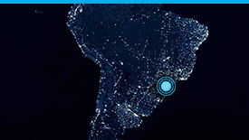 Footprint - South America