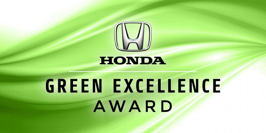Honda Green Excellence Award